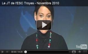 JT de l'ESC Troyes