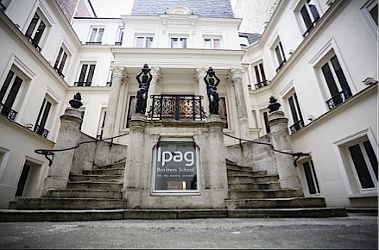 ipag paris et nice programme grande ecole