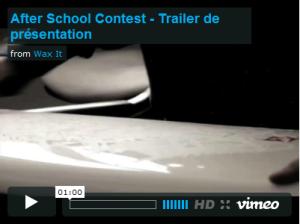 After School contest trailer BEM Bordeaux