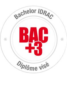 Le Bachelor IDRAC visé sur 5 campus