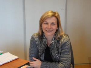 Sandrine Lacombre, responsable du Bachelor EGC