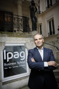 Guillaume Bigot IPAG Business School