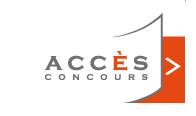 concours acces