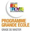 ESC Troyes programme Grande Ecole