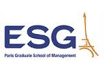 ESG Management School : Parcours académique